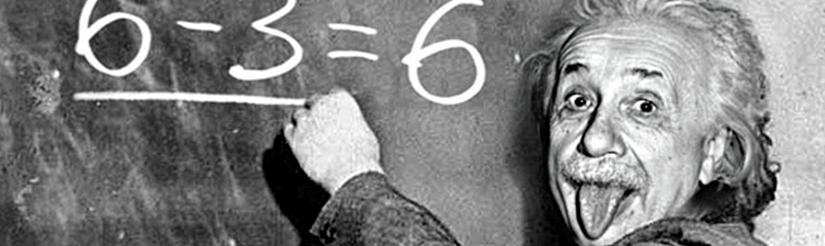 """""""Ningún problema puede ser resuelto en el mismo nivel de conciencia en el que se creó"""", Albert Einstein"""